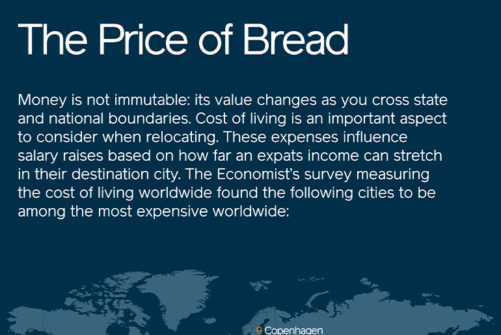 Infographic – The Price Of Bread
