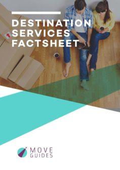 New *Factsheet* On Destination Services