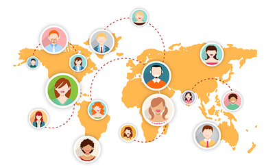 How To Build A Great Globally Dispersed Executive Team