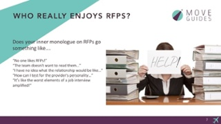 Webinar Highlights – Are We Witnessing The Slow Death Of The RFP?