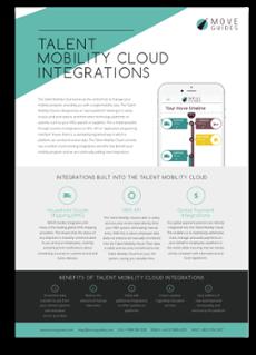 *New Factsheet* Talent Mobility Cloud Integrations