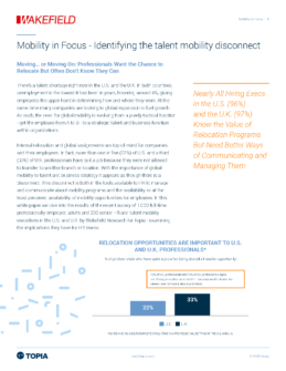 Let Mobility Be The Solution To Your Talent Turnover Problem