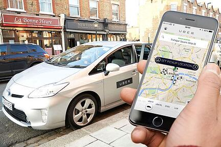 My Uber Story – Customer Care And Technology