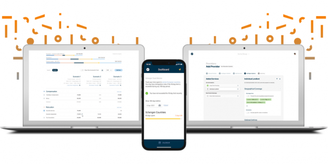 Side-by-side Scenario Planning, Tech-enabled Vendor Management, Schengen Compliance, And More Arrive In Topia's Spring Product Release