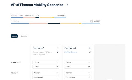Side-by-side Simulations Driving Flexibility Across Your Workforce